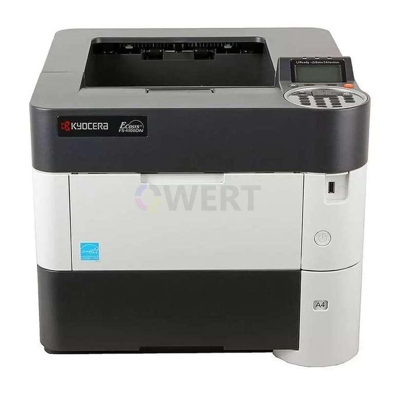 Ремонт принтера Kyocera FS-4100DN