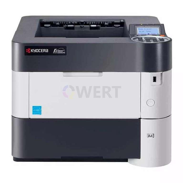 Ремонт принтера Kyocera FS-4300DN