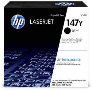Заправка картриджа HP W1470Y 147Y (Без замены чипа)