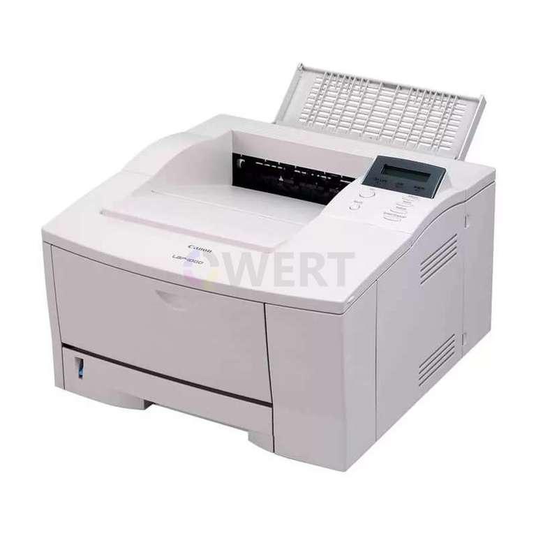 Ремонт принтера Canon LBP1000