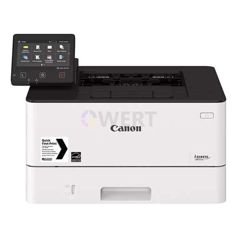 Ремонт принтера Canon LBP215x