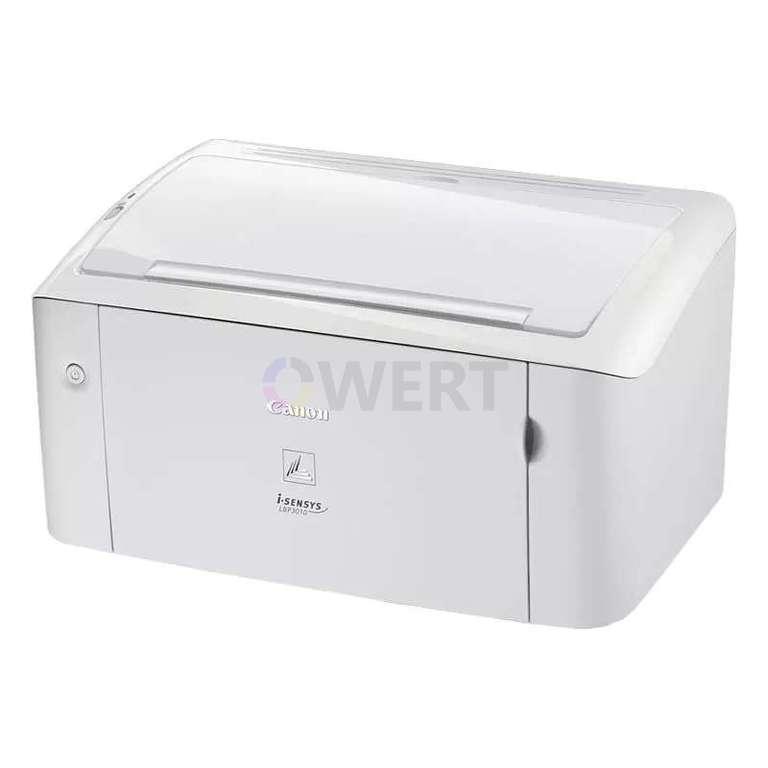 Ремонт принтера Canon LBP3010