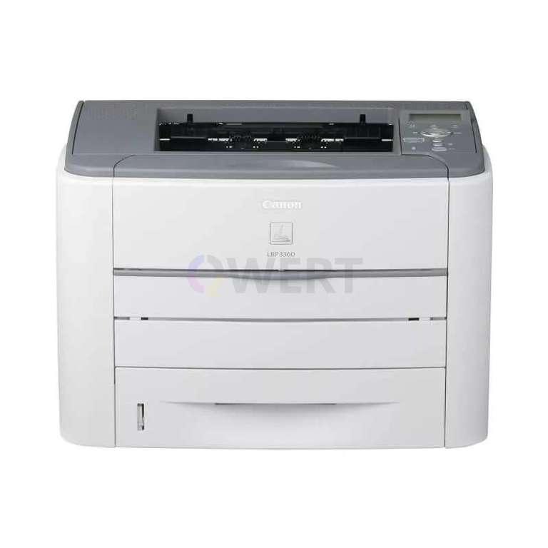 Ремонт принтера Canon LBP3360