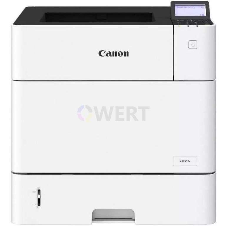 Ремонт принтера Canon LBP352x