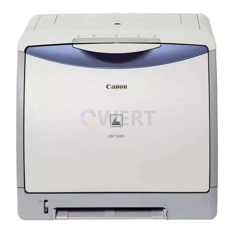 Ремонт принтера Canon LBP5000