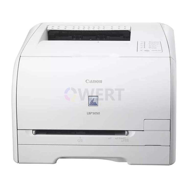 Ремонт принтера Canon LBP5050