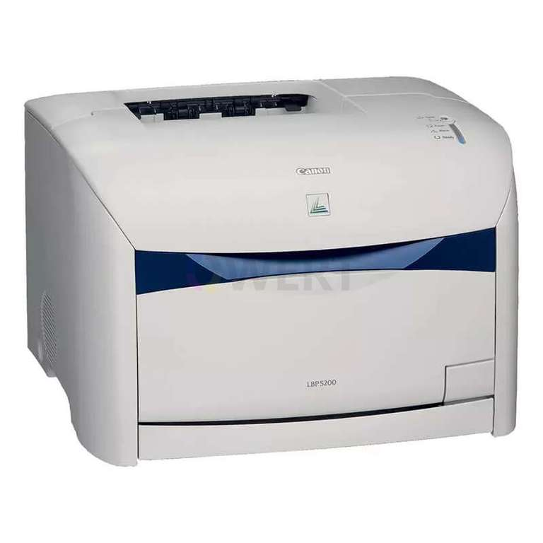 Ремонт принтера Canon LBP5200