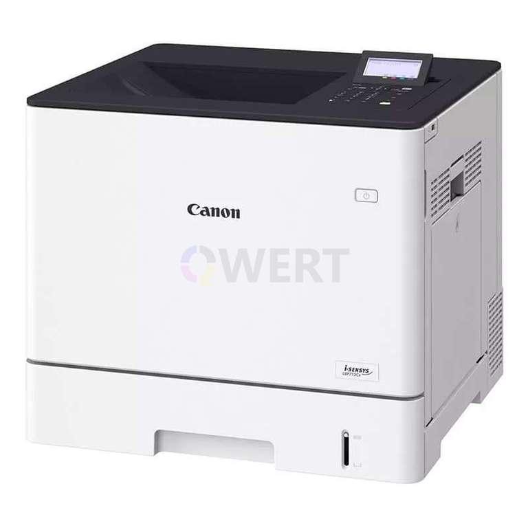 Ремонт принтера Canon LBP712Cx