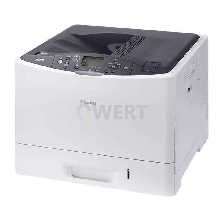 Ремонт принтера Canon LBP7780Cx