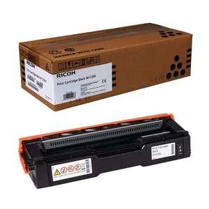 Заправка картриджа Ricoh M C250 (408352) Bk