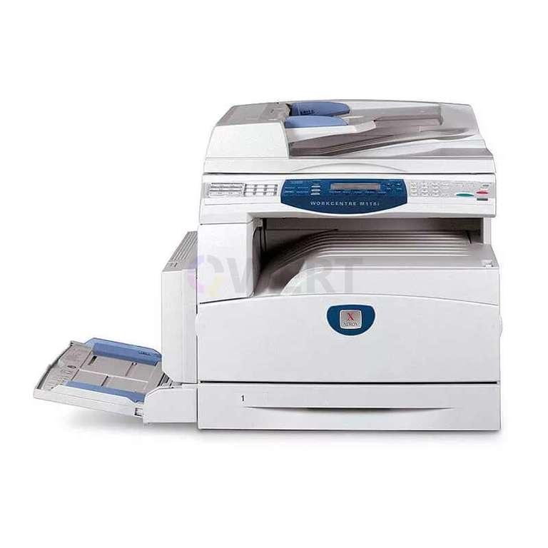 Ремонт принтера Xerox WorkCentre M118i