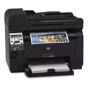 Ремонт принтера HP LaserJet Pro 100 Color MFP M175a