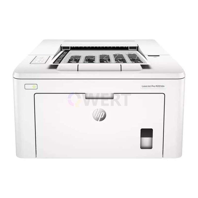 Ремонт принтера HP LaserJet Pro M203dn