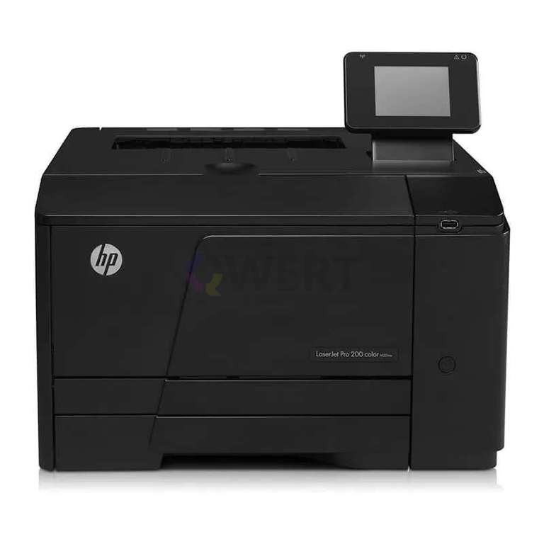 Ремонт принтера HP LaserJet Pro 200 Color M251nw