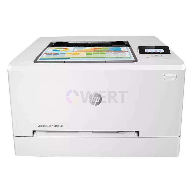 Ремонт принтера HP Color LaserJet Pro M254dn