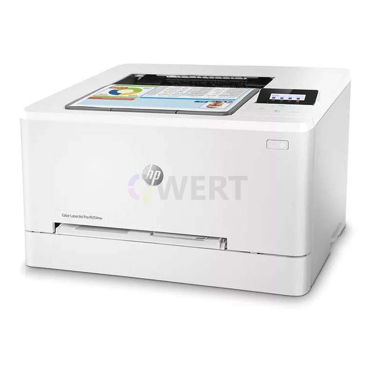 Ремонт принтера HP Color LaserJet Pro M254nw