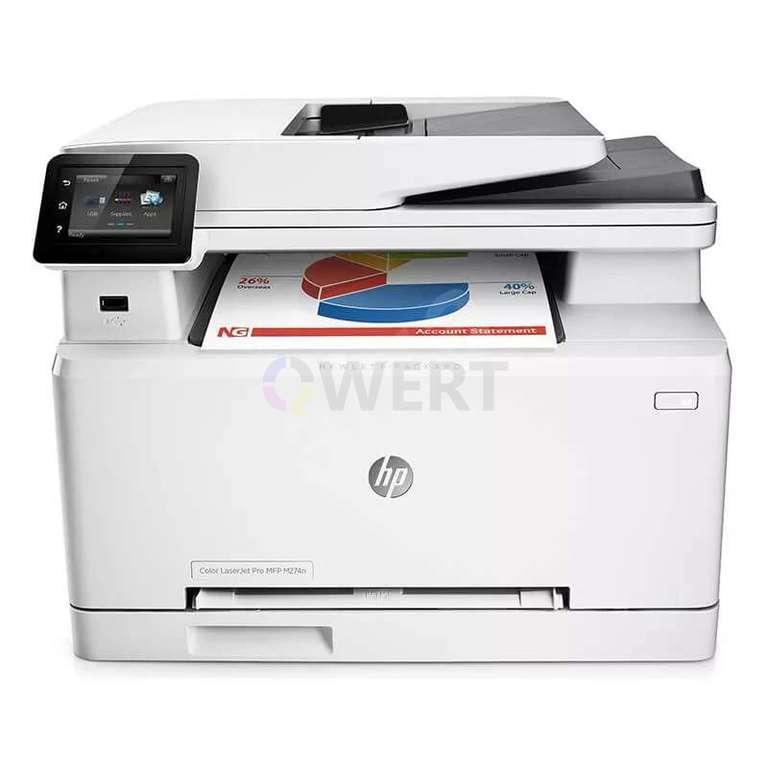 Ремонт принтера HP Color LaserJet Pro MFP M274n