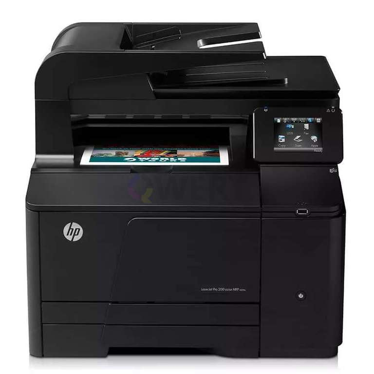 Ремонт принтера HP LaserJet Pro 200 Color MFP M276n