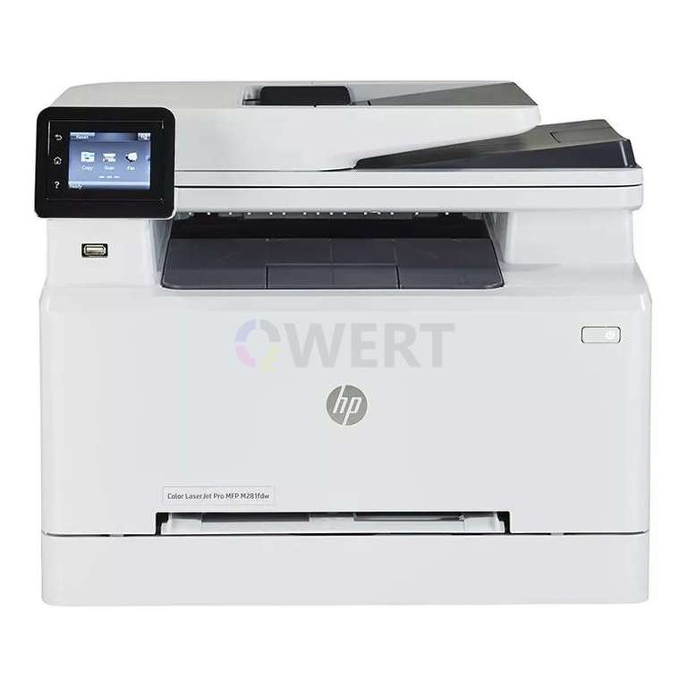 Ремонт принтера HP Color LaserJet Pro MFP M281fdw