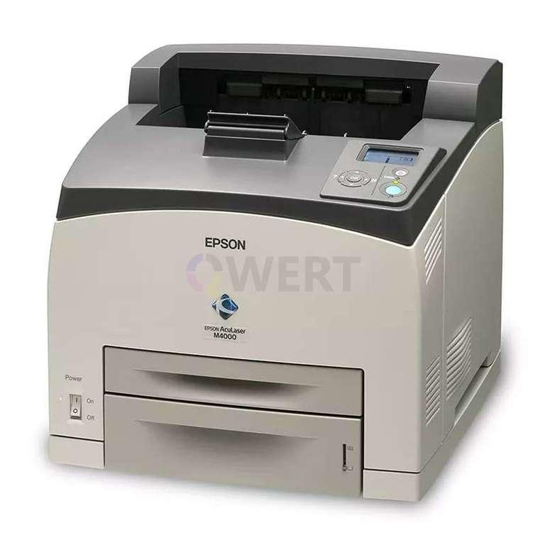 Ремонт принтера Epson AcuLaser M4000
