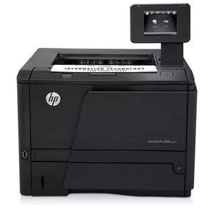 Ремонт принтера HP LaserJet Pro 400 M401dn