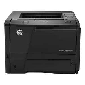 Ремонт принтера HP LaserJet Pro 400 M401dne