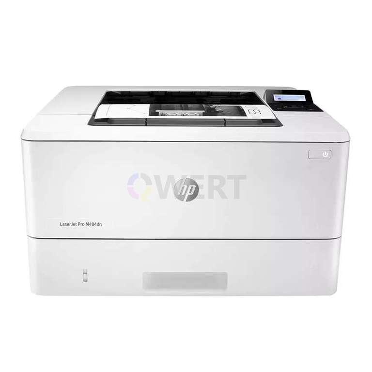 Ремонт принтера HP LaserJet Pro M404dn