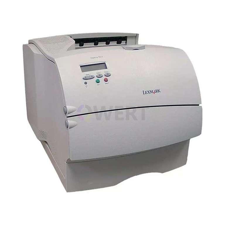 Ремонт принтера Lexmark Optra M412