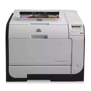 Ремонт принтера HP Laserjet Pro 400 Color M451nw