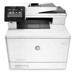 Ремонт принтера HP Color LaserJet Pro MFP M477fdn