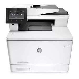 Ремонт принтера HP Color LaserJet Pro MFP M477fdw