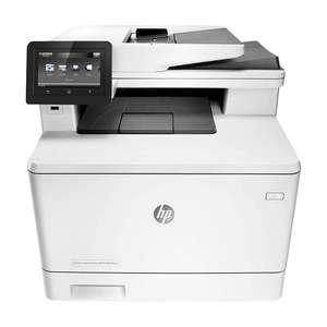Ремонт принтера HP Color LaserJet Pro MFP M477fnw