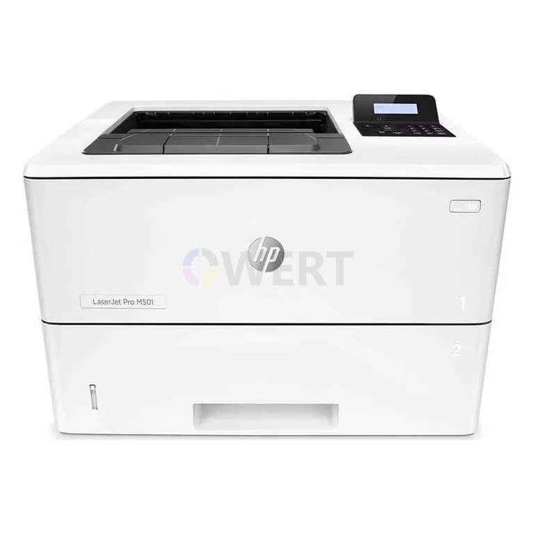 Ремонт принтера HP LaserJet Pro M501dn