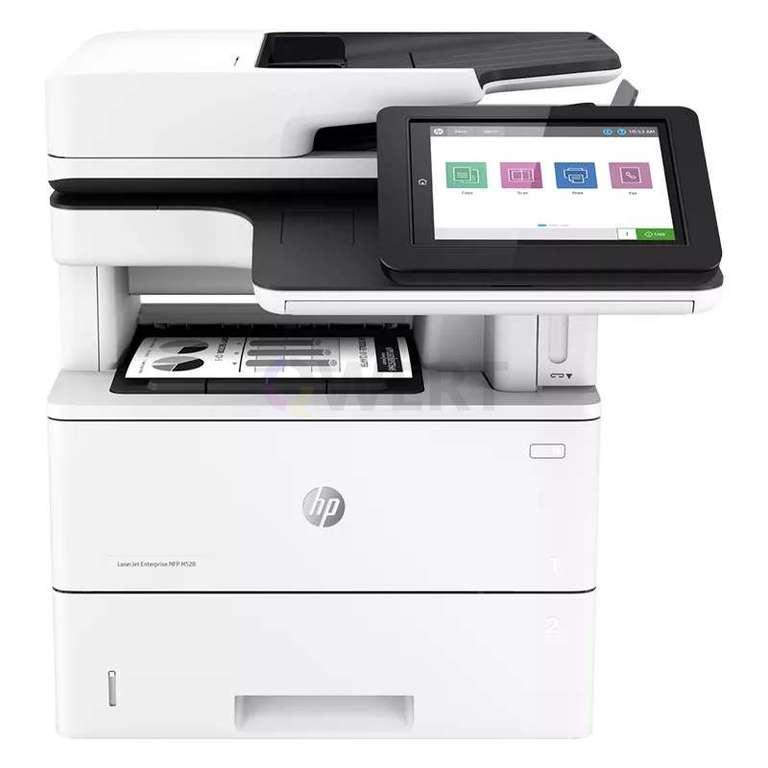 Ремонт принтера HP LaserJet Enterprise MFP M528f