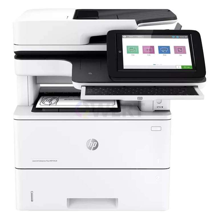 Ремонт принтера HP LaserJet Enterprise Flow MFP M528z