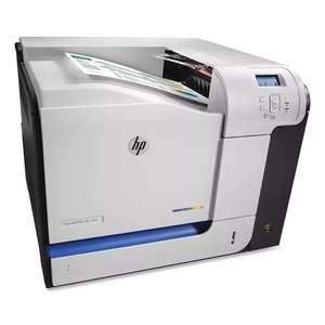 Ремонт принтера HP LaserJet Pro 500 color M551dn