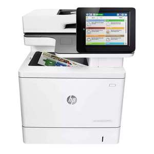 Ремонт принтера HP Color LaserJet Enterprise MFP M577dn