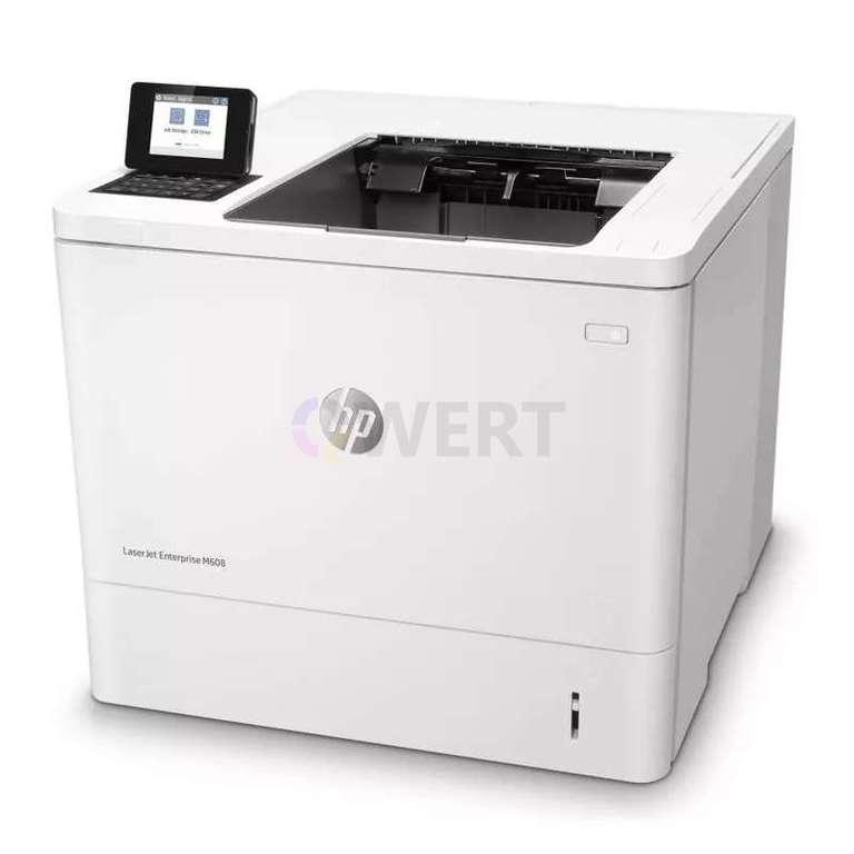 Ремонт принтера HP LaserJet Enterprise M608dn