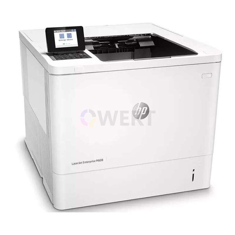 Ремонт принтера HP LaserJet Enterprise M608n
