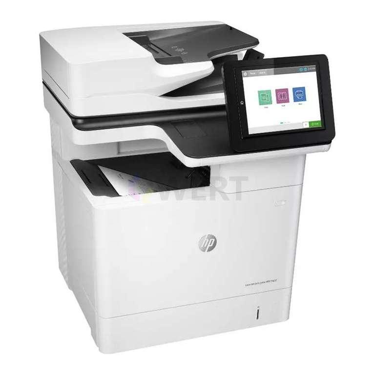 Ремонт принтера HP LaserJet Enterprise MFP M632h