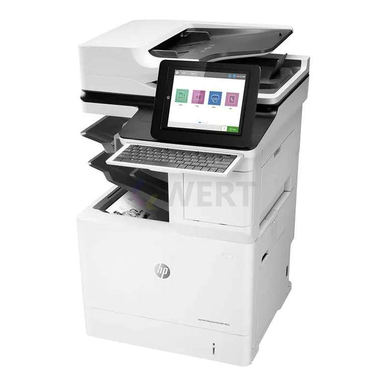 Ремонт принтера HP LaserJet Enterprise Flow MFP M632z