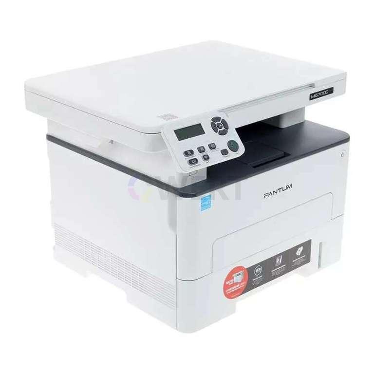 Ремонт принтера Pantum M6700DW