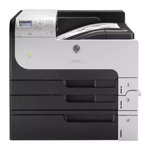 Ремонт принтера HP LaserJet Enterprise 700 M712xh