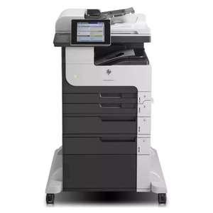 Ремонт принтера HP LaserJet Enterprise M725f