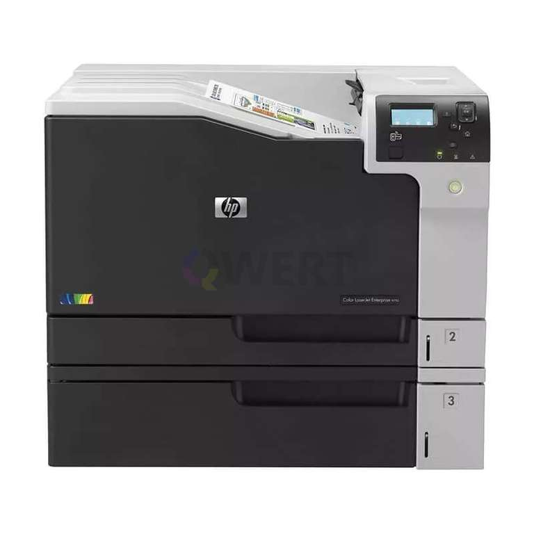 Ремонт принтера HP Color LaserJet Enterprise M750dn