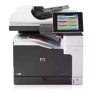 Ремонт принтера HP LaserJet 700 color MFP M775dn