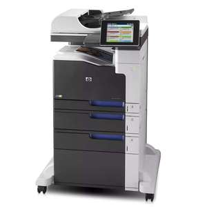 Ремонт принтера HP LaserJet 700 color MFP M775f