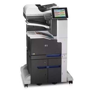 Ремонт принтера HP LaserJet 700 color MFP M775z