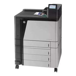 Ремонт принтера HP Color LaserJet Enterprise M855xh