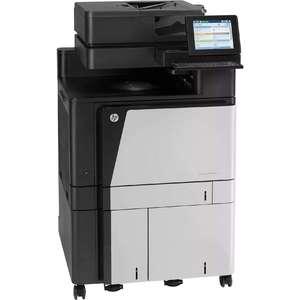 Ремонт принтера HP Color LaserJet Flow MFP M880